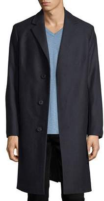 Theory Bower Wool-Blend Top Coat