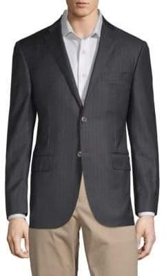 Corneliani Academy Wool Suit Jacket