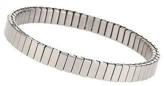 Topshop **Silver Ridge Stretch Bracelet