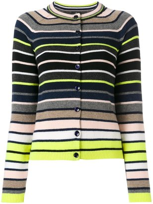 Ps By Paul Smith striped knit cardigan $350 thestylecure.com