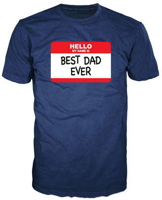 DAY Birger et Mikkelsen NOVELTY PROMOTIONAL Father's Best Dad Ever Graphic Tee