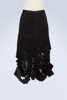 Maison Margiela Deconstructed skirt