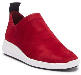 Via Spiga Marlow Suede Slip-On Sneaker