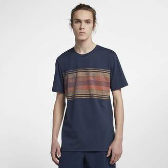 Hurley Pendleton Grand Canyon Striped Men's T-Shirt