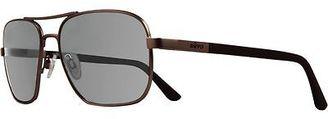 Revo Freeman Sunglasses - Polarized - Glass Lens $279 thestylecure.com