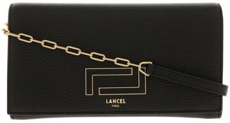 Lancel A09749/10TU Pia Clutch Bag
