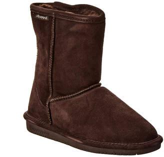 BearPaw Girls' Emma Suede Boot