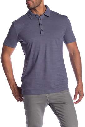BOSS Slub Knit Regular Fit Polo