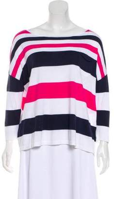 Lilly Pulitzer Lightweight Striped Sweater