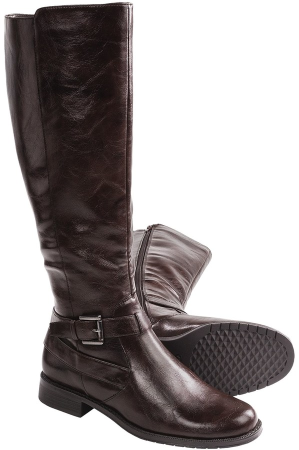 Aerosoles With Pride Riding Boots - Faux Leather (For Women)