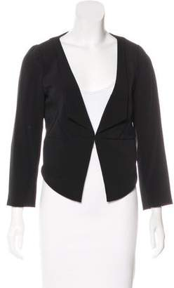 Brian Reyes Long Sleeve High-Low Jacket