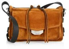 Rag & Bone Small Suede Field Messenger Bag