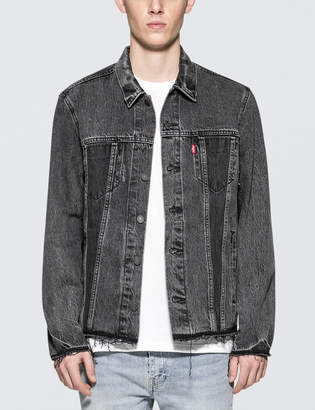 Levi's Altered Evolution Trucker Jacket
