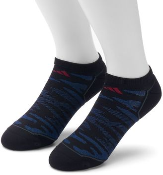 Men's adidas 2-pack Prime Mesh climalite Superlite No-Show Socks $14 thestylecure.com