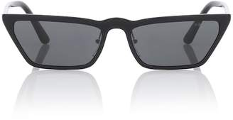 Prada Square cat-eye sunglasses