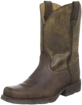 Ariat Kids' Rambler Western Boot (Toddler/Little Kid/Big Kid)