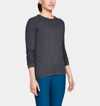 Under Armour Women's UA Threadborne Crew Sweater