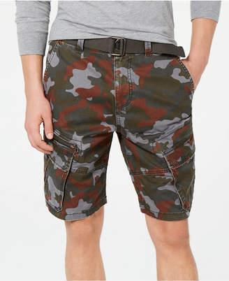"""American Rag Men's Camo 10"""" Cargo Shorts"""