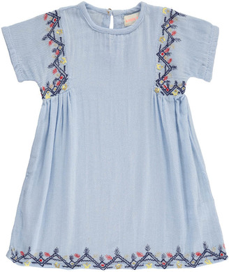 SIMPLE KIDS Laos Embroidered Dress $160.80 thestylecure.com
