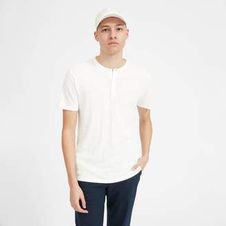 Everlane The Sun-Faded Slub Henley