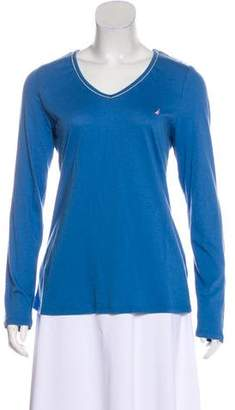 Nautica Casual Long Sleeve Top