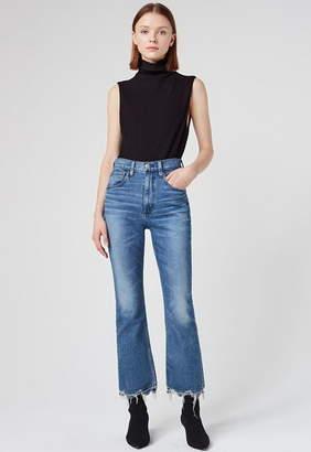3x1 W5 Empire Crop Bell Jean