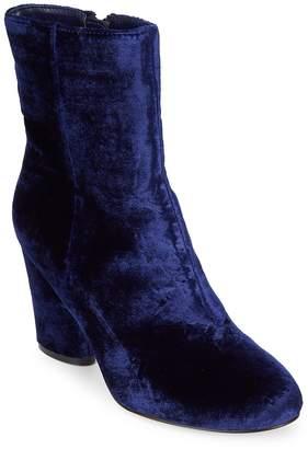 Saks Fifth Avenue Women's Nita Velvet Booties