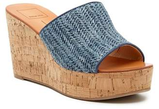 Dolce Vita Barkley Cork Wedge Sandal