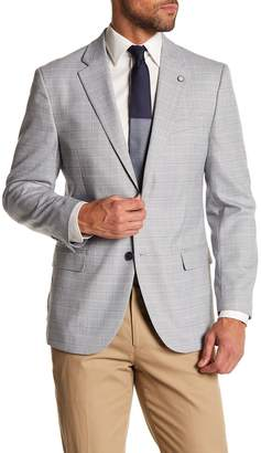 Nautica Plaid Blazer