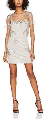 New Look Women's Go Sequin Tunic Party Dress