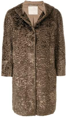 Max Mara 'S Effluvi single-breasted coat