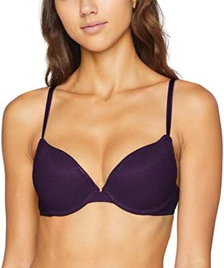 Wonderbra Women's Fabulous Feel Padded Wireless Bra,(Size: Taille Fabricant 85A)