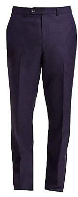 Saks Fifth Avenue Men's COLLECTION Wool, Silk& Linen Pants