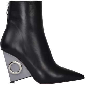 Alain Tondowski Geometric Boots