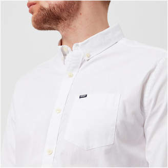 Superdry Men's Ultimate Pinpoint Oxford Button Down Long Sleeve Shirt