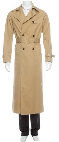Brooks Brothers  Brooks Brothers Belted Trench Coat