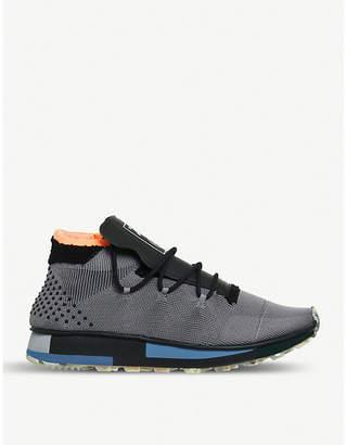 adidas Alexander Wang Run mid-top Primeknit trainers