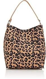 Barneys New York WOMEN'S ANN HOBO BAG-BEIGE, TAN