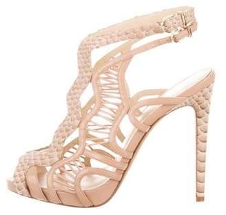 Alexandre Birman Loretta Caged Sandals