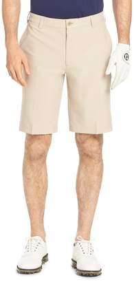 Izod Men's Swingflex Classic-Fit Performance Flat-Front Golf Shorts