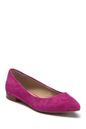 G.H. Bass and Co. Kayla Suede Flat