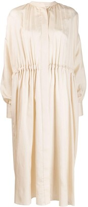 Joseph loose pleated dress
