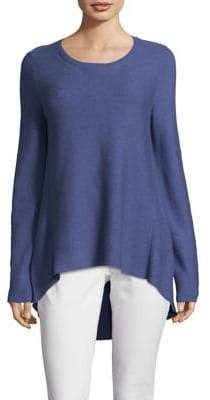Eileen Fisher Drape Cotton Sweater
