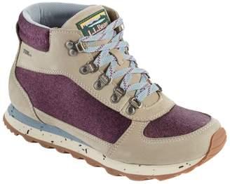 L.L. Bean L.L.Bean Women's Katahdin Waterproof Hiking Boots, Nubuck