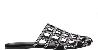 Alexander Wang Alison Diamante Cage Sandals
