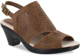 Easy Street Shoes Linda Women's Slingback Heel Sandals