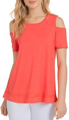 Lysse Mira Cold-Shoulder Tunic