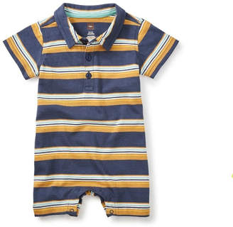 Tea Collection Polo Romper