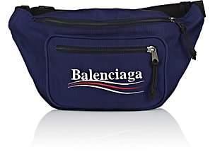 d19714f052 Balenciaga Men's Explorer Belt Bag - Blue