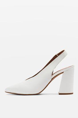 Georgia slingback heels